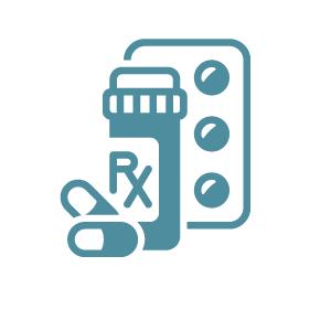 Icon of pills