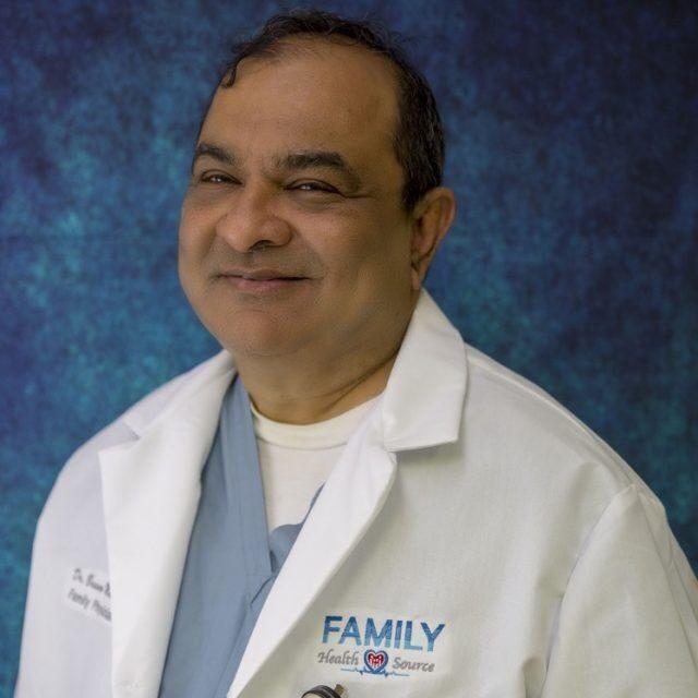 Dr. Hussain Rawji